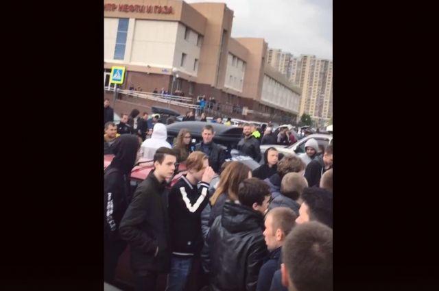В Тюмени ростовский автоблогер провел встречу с подписчиками