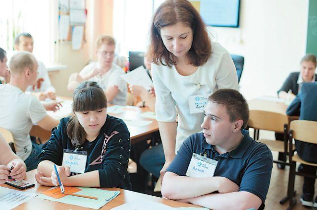 Тренинг в технологическом колледже № 24 по теме «Как составлять резюме».