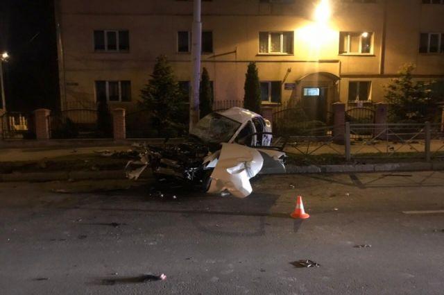 В отношении виновника смертельного ДТП на ул.Гагарина завели уголовное дело