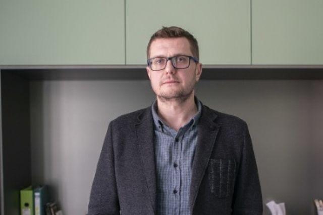 Иван Баканов - заместитель председателя СБУ.