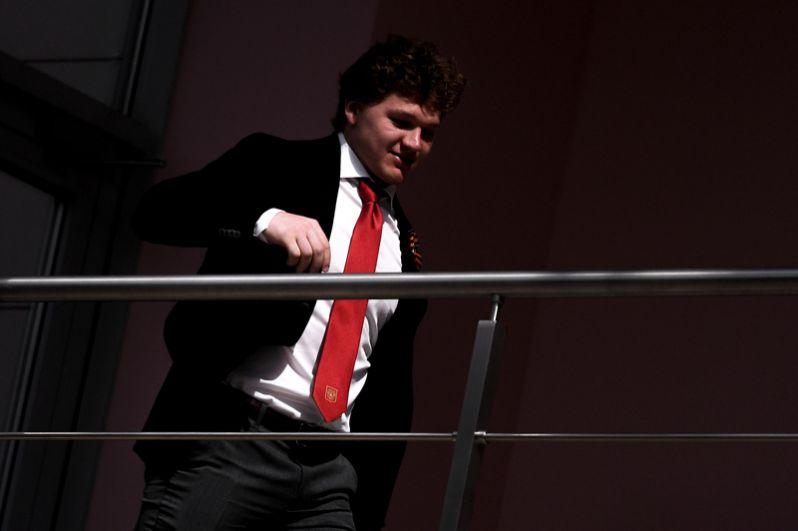 Хоккеист Кирилл Капризов, 22 года.