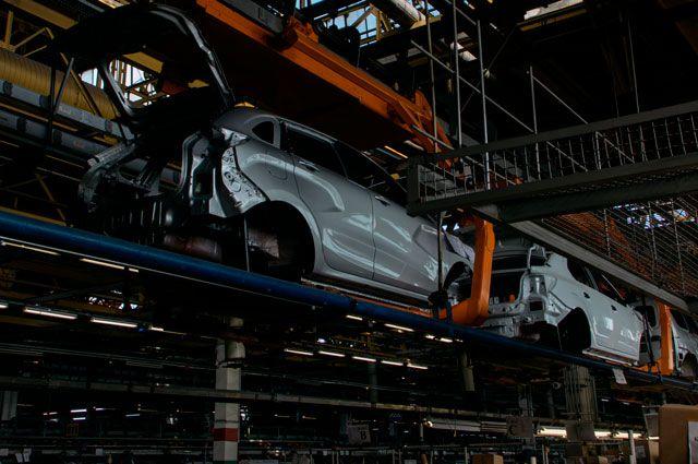«АвтоВАЗ» начал производство внедорожного универсала Лада Granta Cross