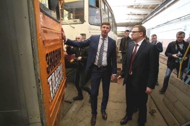 Ещё в апреле, едва вступив в должность, глава региона ознакомился с состоянием общественного электротранспорта в Челябинске.