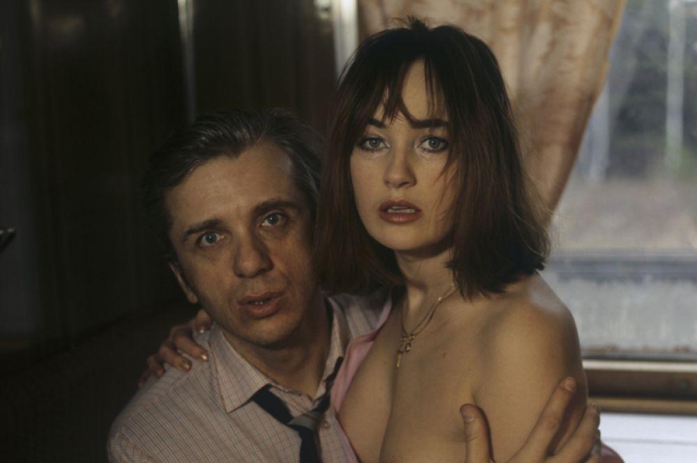 «СВ. Спальный вагон» (1989) — Евгения Воробьёва.
