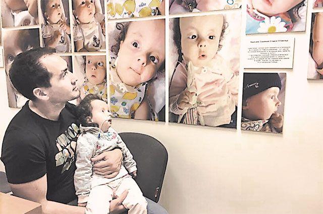 Саша стала первой героиней проекта «Невидимые», созданного её родителями...