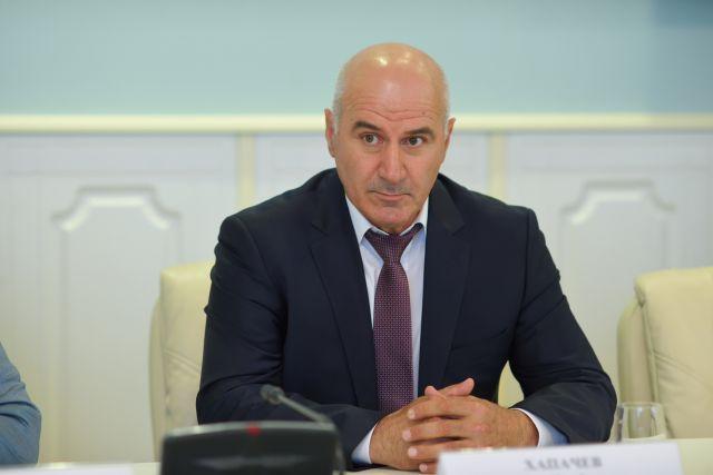 Главе Адыгеи представлен новый руководитель Адыгейского УФАС