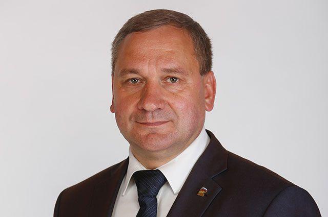 Мэр Пскова Иван Цецерский.