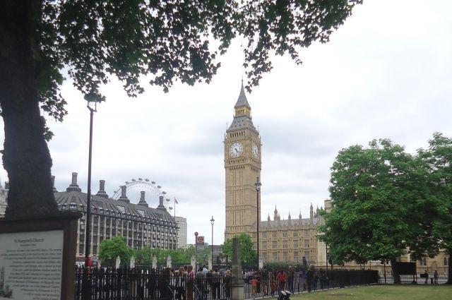Лидер Палаты общин британского парламента подала в отставку