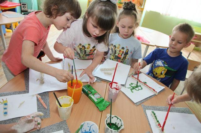 Игра для детей - лучший способ получать новые знания.
