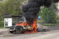 Инцидент произошёл утром 23 мая.