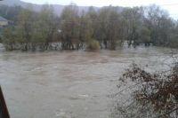 В реке Уж уровень воды превысил исторический максимум
