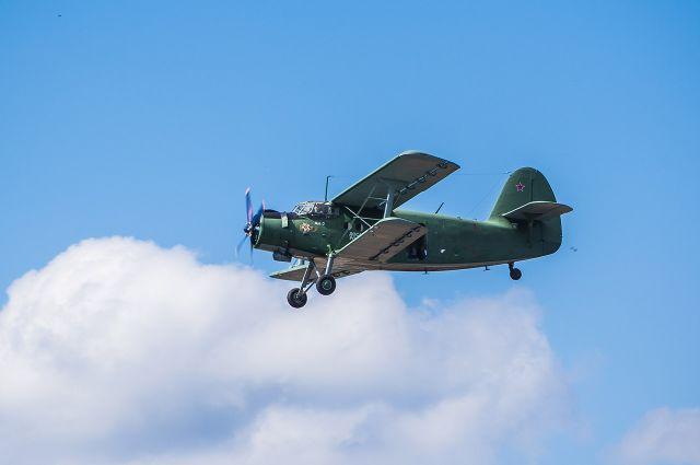 самолет Ан-2, архив
