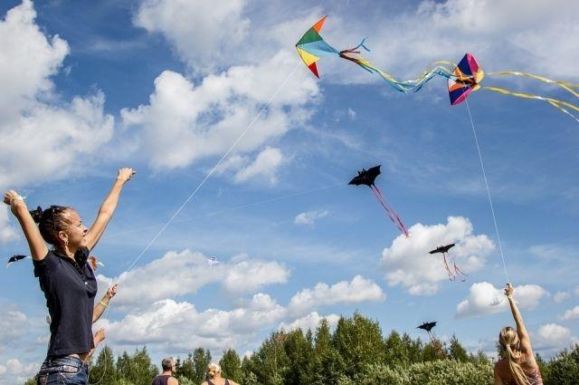 В Калининграде, вместе со всей Россией, запустят «цифровых» воздушных змеев