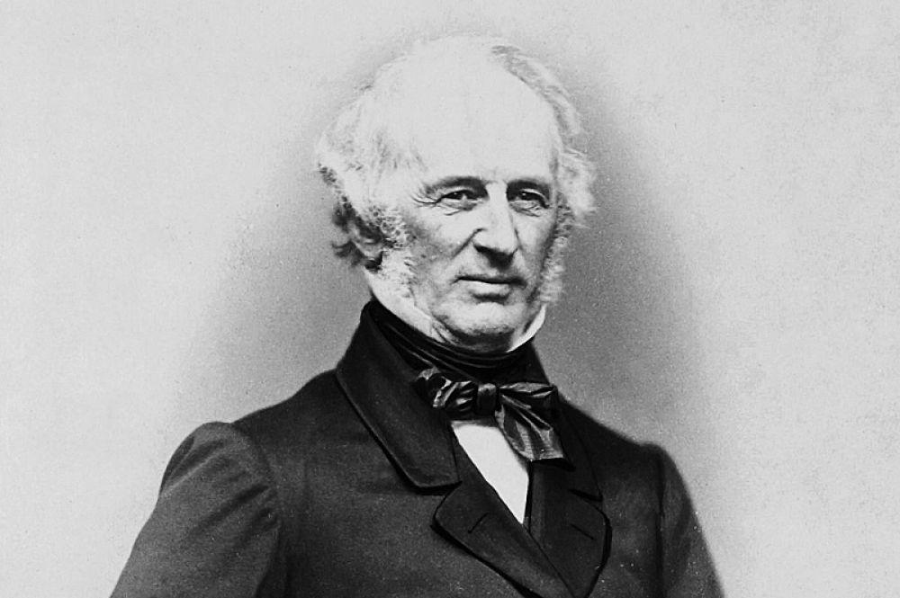 У судоходного и железнодорожного магната Корнелиуса Вандербильта, жившего с 1794 по 1877 год, было бы 238 млрд долларов.