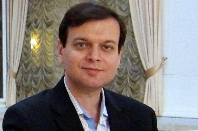 Евгений Пчелов.