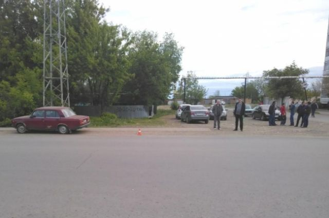 В Оренбурге водитель «ВАЗа» сбил 11-летнего пешехода
