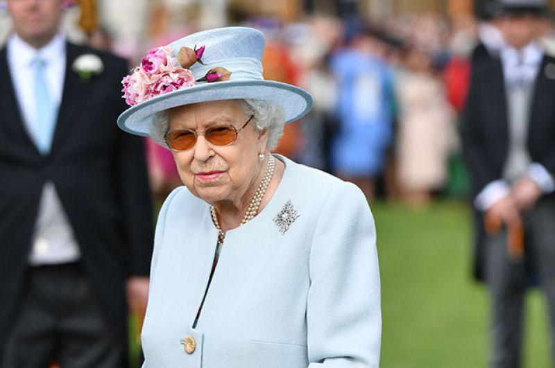 Елизавета II, май 2019 год.