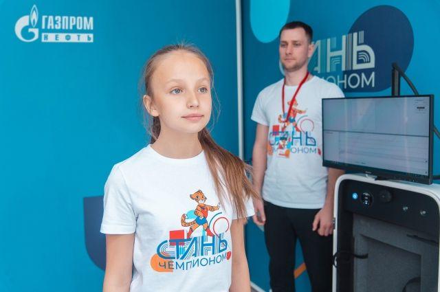 Омский НПЗ развивает инновационный федеральный проект «Стань чемпионом»