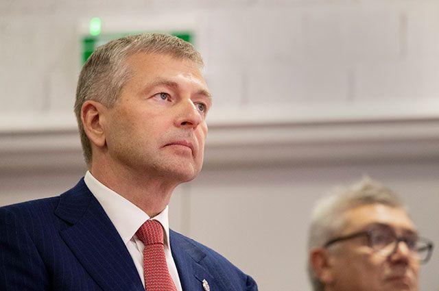 Дмитрий Рыболовлев не будет спонсировать предвыборную гонку зятя.
