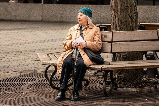 Пациенты с деменцией часто забывают, куда шли.