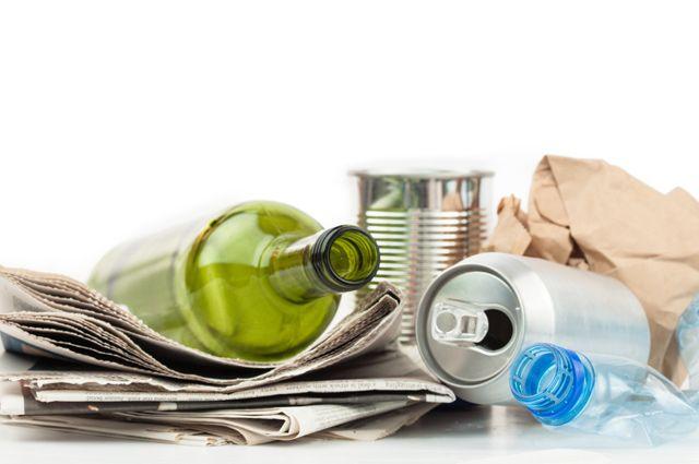Вторичные ресурсы. В России планируют вовлекать отходы в хозоборот