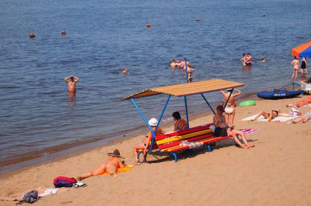 В Челябинске к открытию готовятся 13 пляжей, причем все платные.