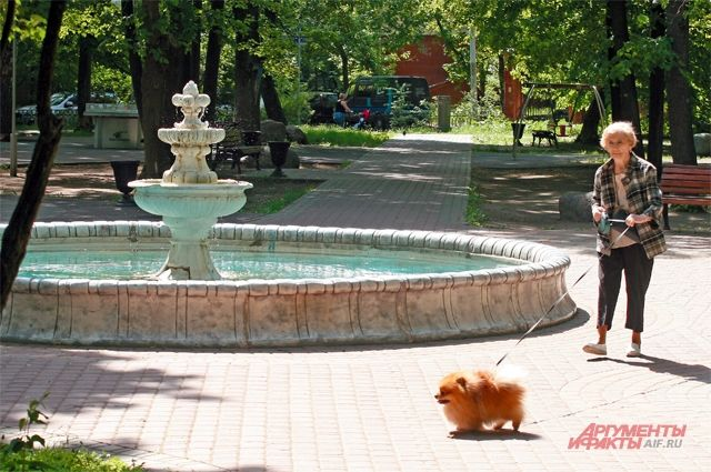 В квартале между улицами Маршала Новикова и Маршала Василевского сохраняется уникальная атмосфера.