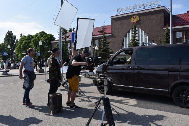 В Калининграде снимают сериал «Морские дьяволы. Особое задание»