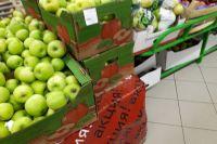 На яблоки не были предоставлены соответствующие фитосанитарные документы.