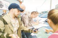 В поисках пропавших активное участие принимают волонтёры.