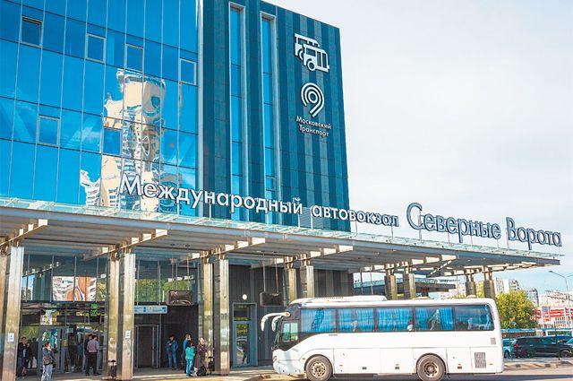 Автовокзал и паркинг. В Покровском-Стрешневе становится доступнее транспорт photo