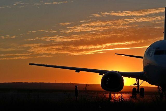Полеты приостанавливали на зимний период.