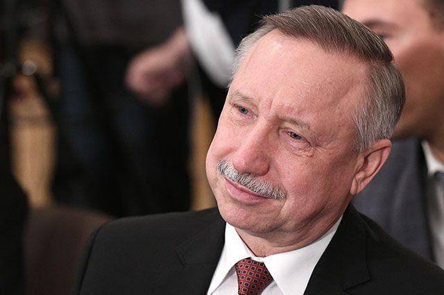 Александр Беглов.