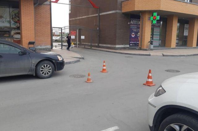 Пострадавший переходил дорогу слева направо по ходу движения автомобиля.
