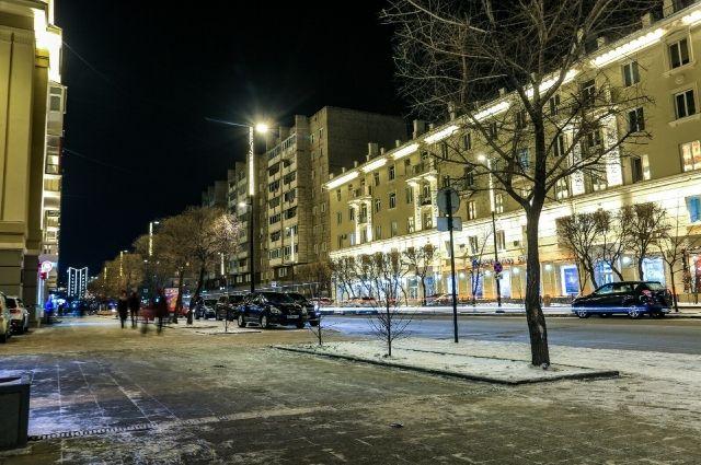 С красноярской компанией в октябре прошлого года был заключен контракт на устройство уличного освещения в городе на сумму почти 88,2 млн рублей