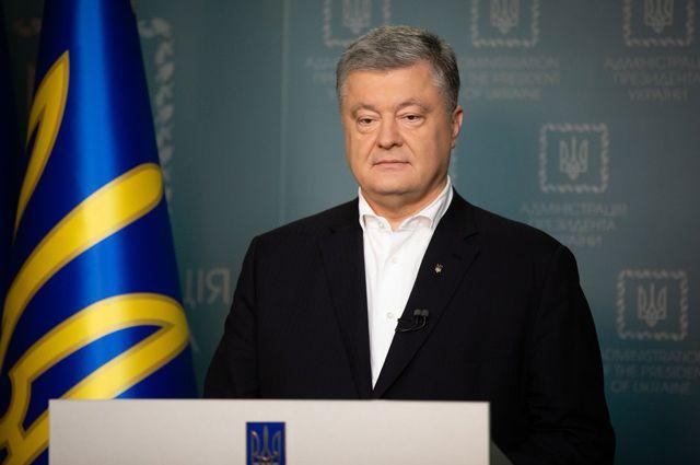 Пётр Порошенко.