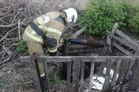 В Новоорске женщина провалилась в колодец