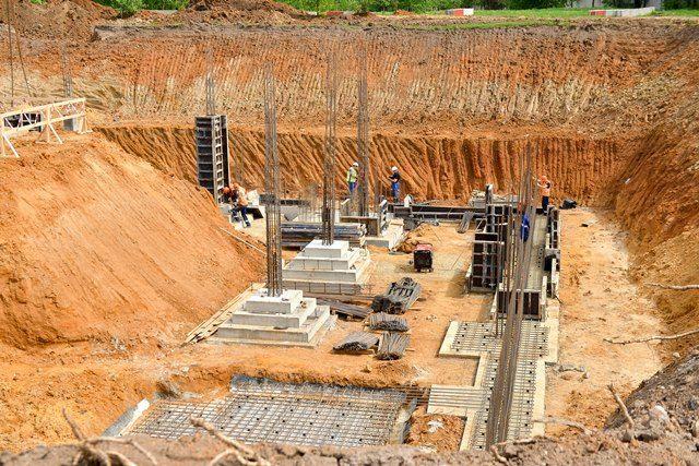 20% объектов строятся без разрешения на строительство.