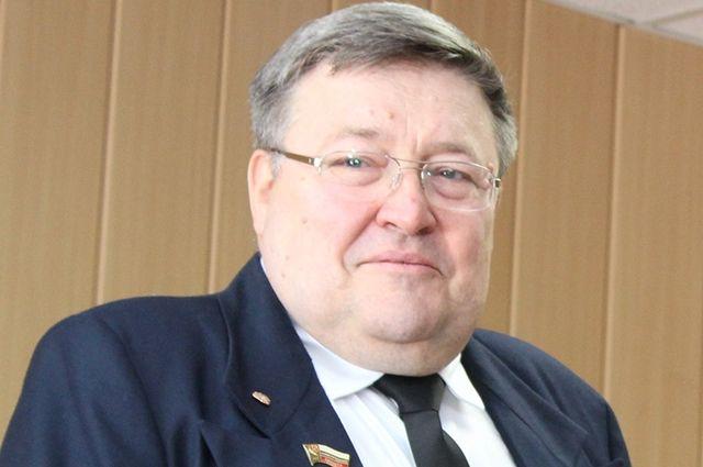 За заслуги перед Республикой Коми Сергею Войнову присвоили звание «Заслуженный работник Республики Коми».