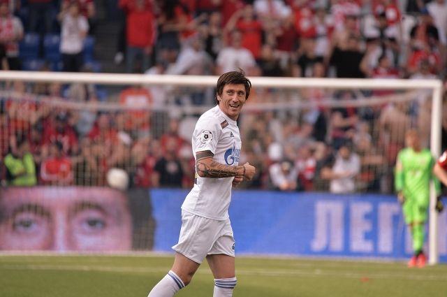 Капитан ФК «Оренбург» Дмитрий Андреев завершил карьеру