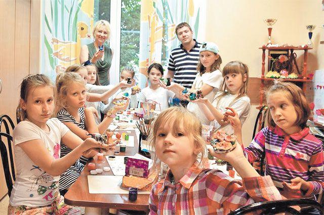 Творческие занятия в«Московской смене-2018» вСеверном Тушине. Вэтом году обещают не менее интересный досуг.