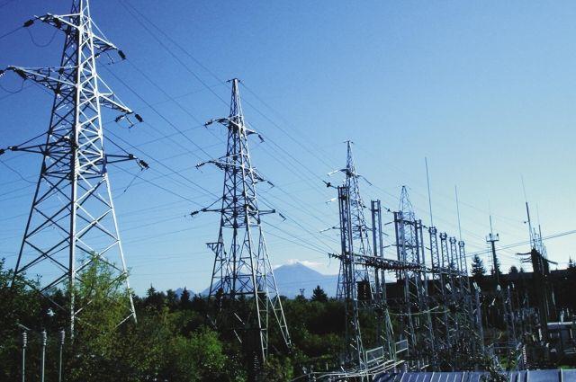 Одна из сезонных опасностей - объекты электроэнергетики.