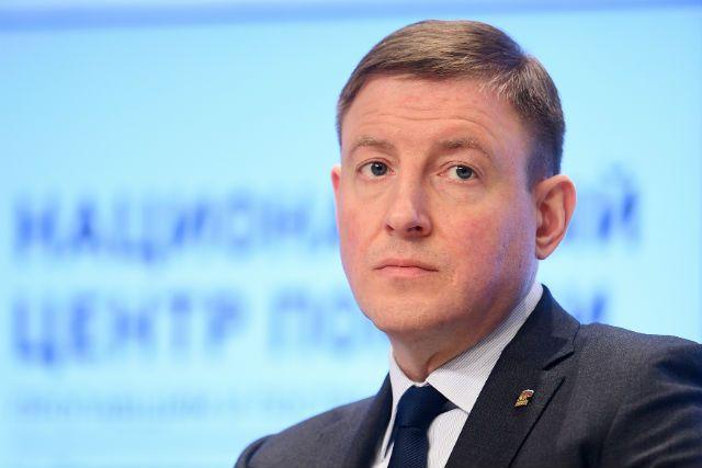 Секретарь генсовета «Единой России», зампред СФ Андрей Турчак