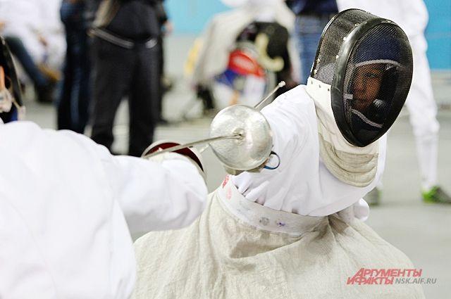 Омские фехтовальщики привезли медаль с соревнований в Бразилии
