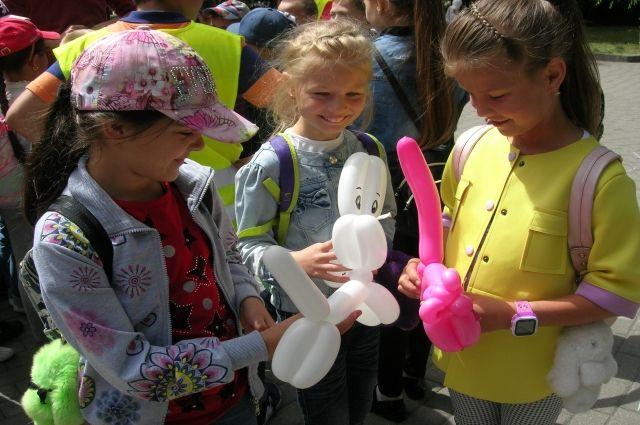 1 июня в Центральном парке отпразднуют День защиты детей