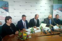 В Новотроицке подписано трехстороннее соглашение.