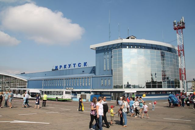 Boeing совершил аварийную посадку в аэропорту Иркутска photo