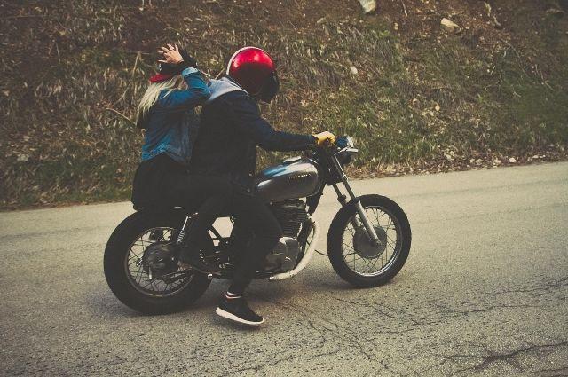 За сутки в Тюменской области в ДТП попали три мотоциклиста