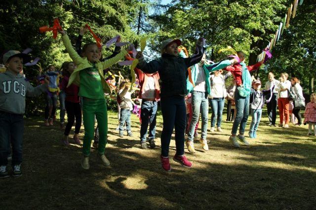 В Калининградском зоопарке пройдёт «День детства»