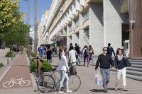 На одной из центральных улиц Киев обустроят велодорожки